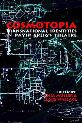 Cosmotopia chapter on David Greig by Mark Fisher